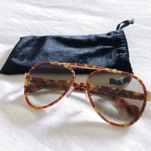 Sonix | Pablo 58mm Aviator Sunglasses